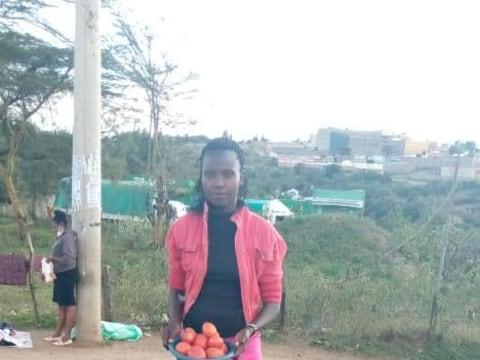 photo of Dorothy Nyasiringi