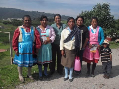 photo of Barrio La Cañada Group