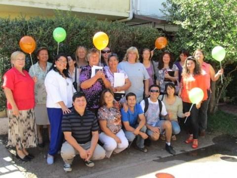 photo of Maria Eugenia's Group