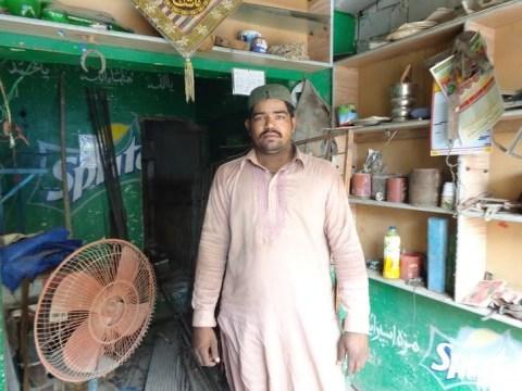 photo of Salmanullah Khan