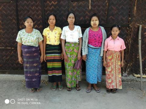 photo of Bein Nwe Kone-2-C Village Group