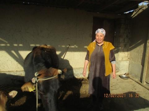 photo of Nodirakhon