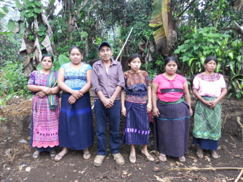 photo of Grupo Mujeres Yoxaja Group
