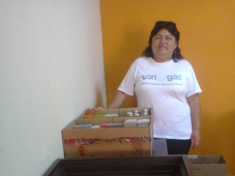 photo of Margarita Irene