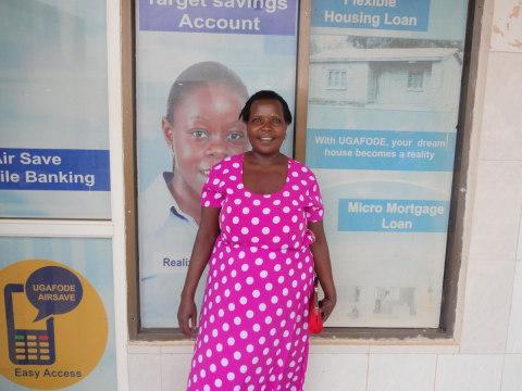 photo of Ugafode Microfinance