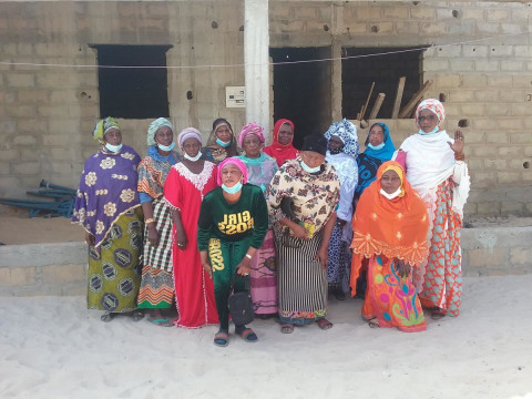 photo of 10 Seynabou Group