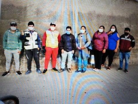 photo of 01 7 De Junio Group
