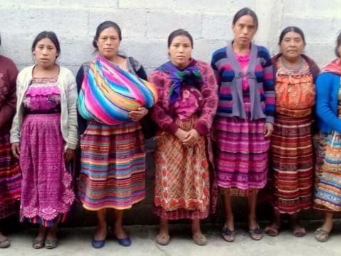 photo of Mujeres La Union Group