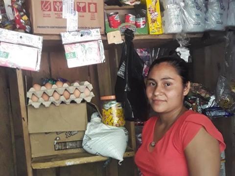 photo of Ludy Esperanza