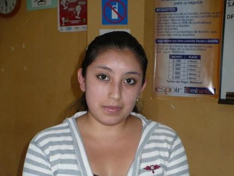 photo of Sara Patricia