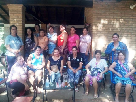 photo of Mujeres Activas Group