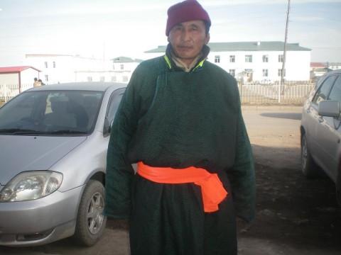 photo of Gantulga