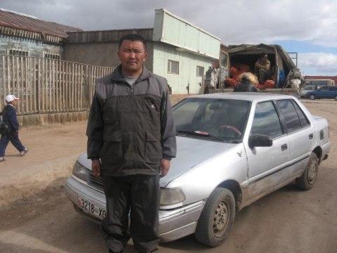 photo of Chuluunbat