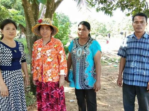 photo of Pisei's Group
