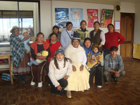 photo of Pacajes Group