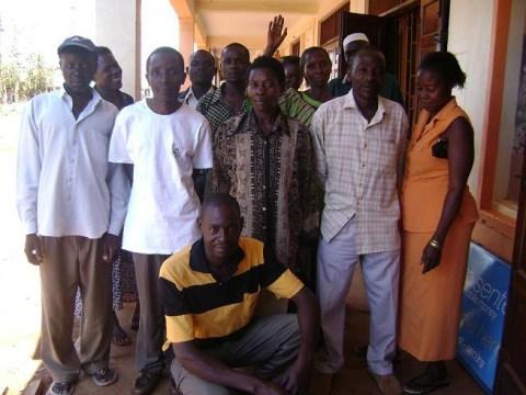 photo of Gakuwebwa Mono Womens Group