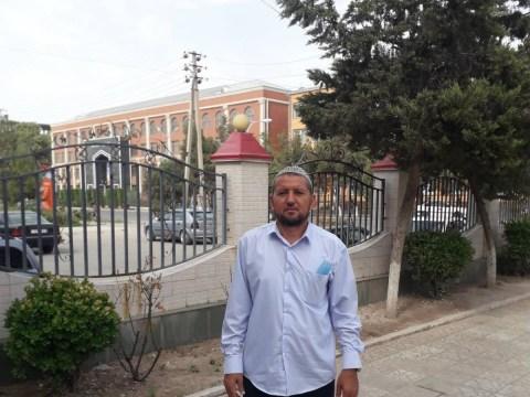 photo of Shamsiddin