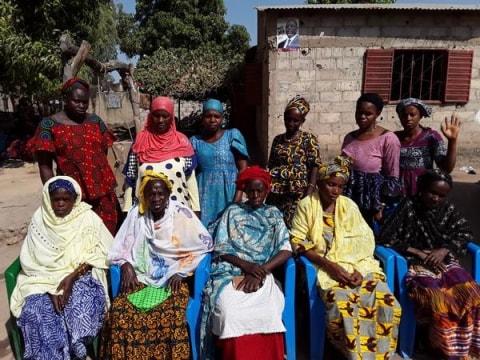 photo of Ansarou's Group