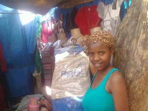 photo of Izalobuhle