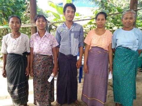 photo of Nga Lone Hpo-5 Village Group D