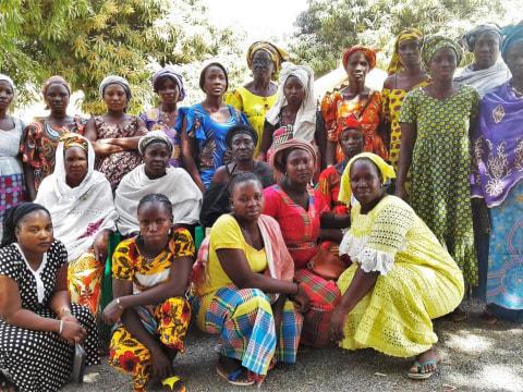 photo of Fatoumata Toumboul's Group