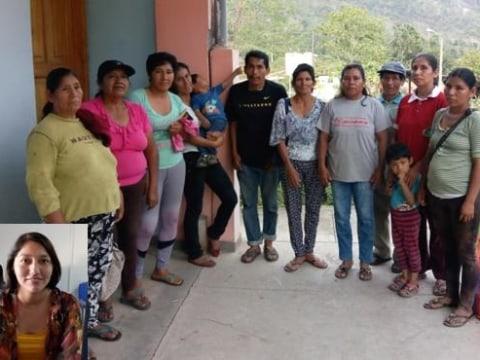 photo of San Martin De Porres De Palosantuyoc Group