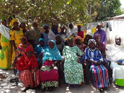 photo of Mbakala's Group