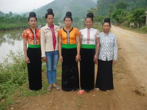 photo of Thoa's Group