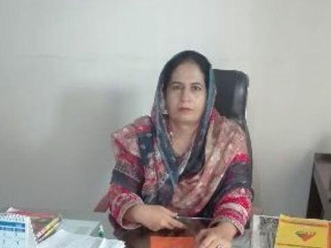 photo of Nargis