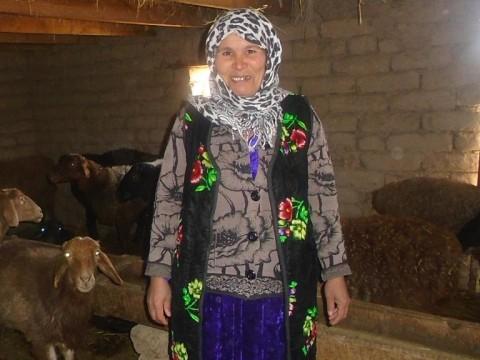 photo of Sharyfa