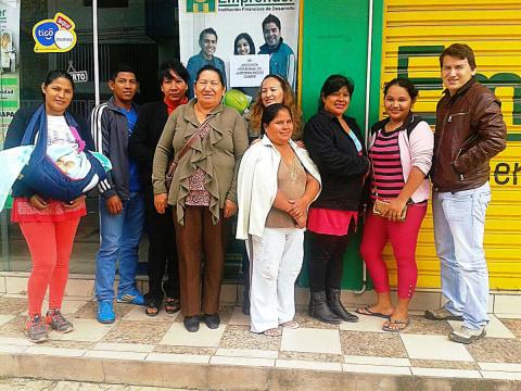 photo of Los Invencibles Group
