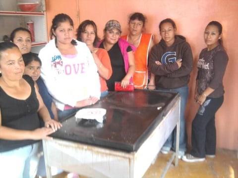 photo of Las Solidarias I Group