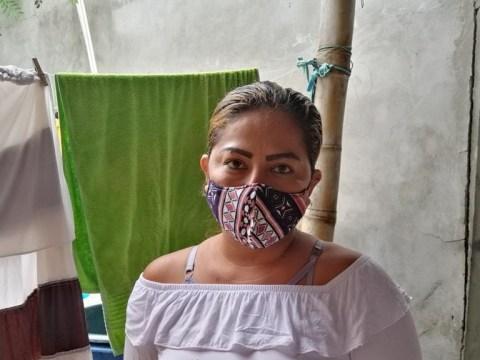 photo of Sandy Mariuxi