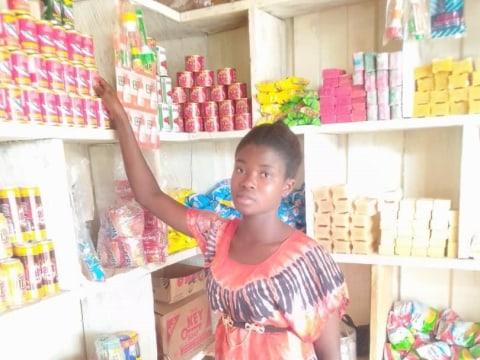 photo of Ayinawu Kamnaba