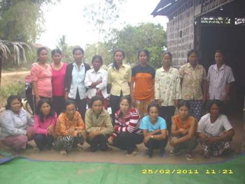photo of Mrs. Sam Art Village Bank Group