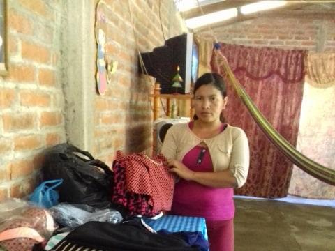photo of María Elisa