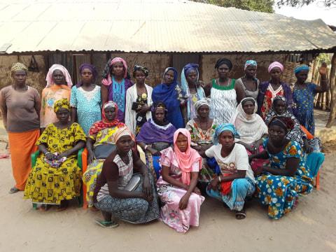 photo of 08-Badjicounda Group
