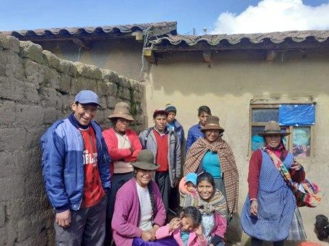 photo of Tikary Chahuaitire Group