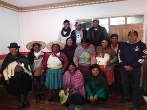 photo of Santa Fe De Pongomo Rb Group