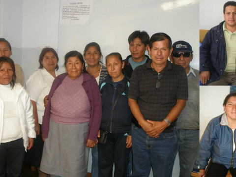photo of Los Lideres Group