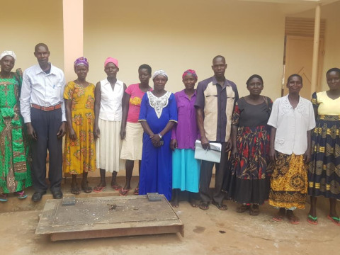 photo of Can Onoto Wa Group Owinyku B