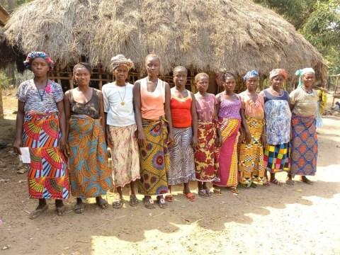 photo of Humu's Best Female Farmers Group
