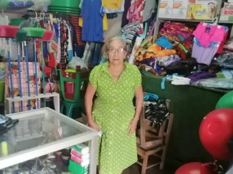 photo of Mayra Isabel