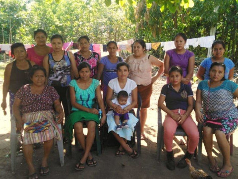 photo of Mujeres De Candelaria Group