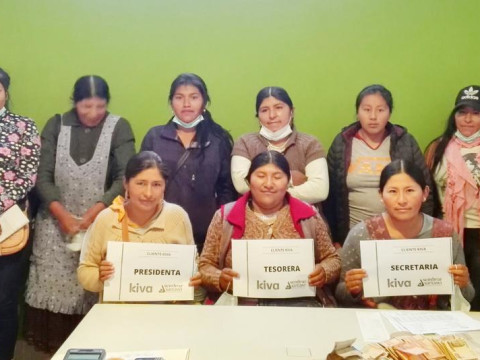 photo of Vicuñitas De Oro Group