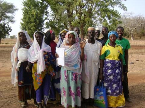 photo of Teltaaba De Gouloure Group