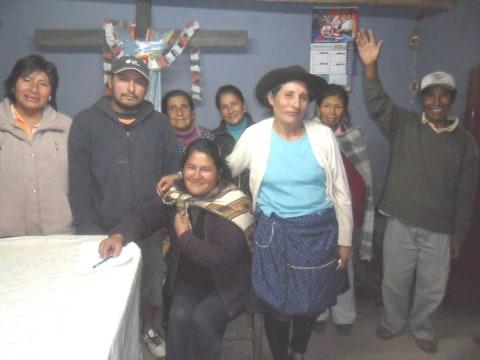 photo of Señor De Ccoyllority De Huayllabamba Group