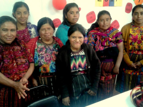 photo of Las Rosas De Chuguexa Group