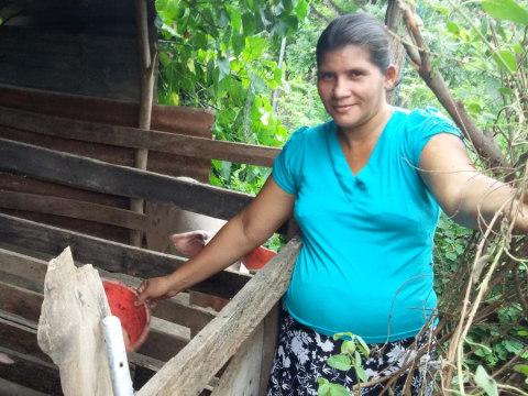 photo of Reina Lovo