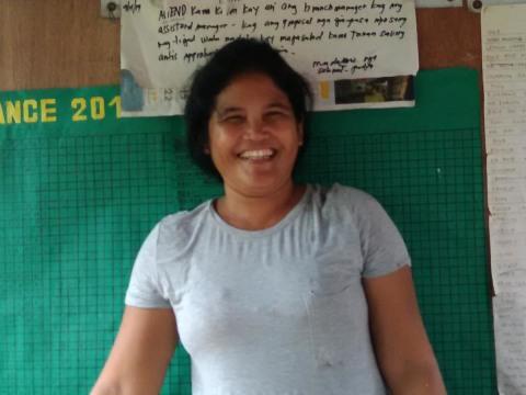 photo of Estefanie